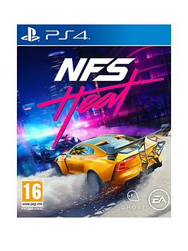Playstation 4 Playstation 4 Need For Speed&Trade; Heat: Standard Edition Picture