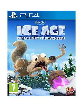 Playstation 4 Playstation 4 Ice Age : Scrat'S Nutty Adventure - Ps4 Picture