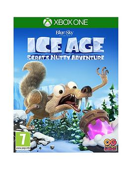 Xbox One Xbox One Ice Age: Scrat'S Nutty Adventure Picture
