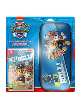 nintendo-switch-paw-patrol-on-a-roll-with-paw-patrol-switch-case