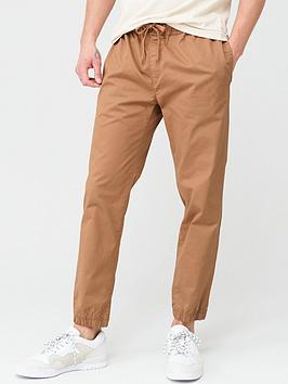 V by Very V By Very Chino Joggers - Tobacco Picture
