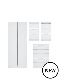 monaco-ready-assembled-4-piece-gloss-package-2-door-mirrored-wardrobe-5-drawer-chest-and-2-bedside-chests
