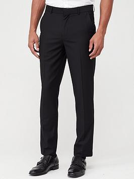 very-man-stretch-slim-suit-trousers-black