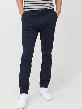 V By Very Chino Trousers - Navy