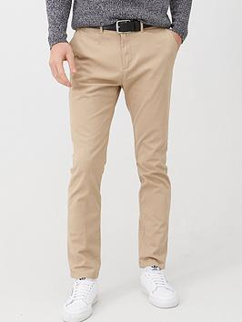 V by Very V By Very Chino Trousers - Stone Picture