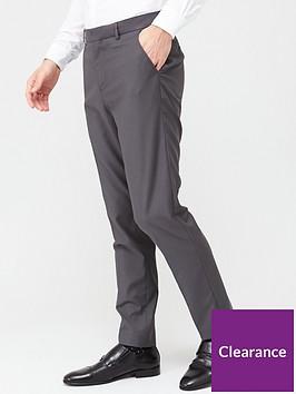 very-man-stretchnbspregular-suit-trousers-grey