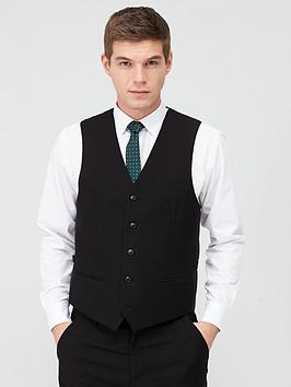 V by Very V By Very Suit Waistcoat - Black Picture
