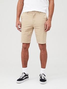 V by Very V By Very Chino Shorts - Stone Picture