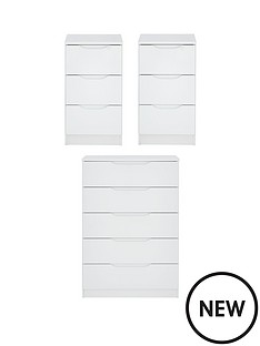 monaco-3-piece-gloss-package-5-drawer-chest-and-2-bedside-chests