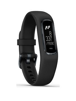 Garmin Garmin Vivosmart 4 Smart Activity Tracker With Wrist-Based Heart  ... Picture
