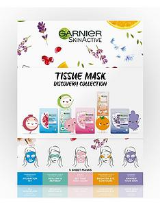 garnier-tissue-mask-discovery-collection