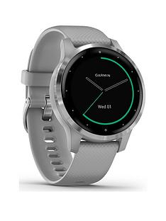 garmin-vivoactive-4s-smaller-sized-gps-smartwatch-features-music-body-energy-monitoring-animated-workouts-pulse-ox-sensors-and-more-powder-graysilver