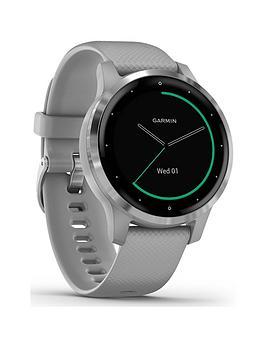 Garmin Garmin Vivoactive 4S Smaller-Sized Gps Smartwatch, Features Music,  ... Picture