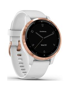garmin-vivoactive-4s-smaller-sized-gps-smartwatch-features-music-body-energy-monitoring-animated-workouts-pulse-ox-sensors-and-more-whiterose-gold
