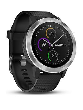 Garmin Garmin Vivoactive 3 Gps Smartwatch With Built-In Sports Apps And  ... Picture