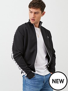 fred-perry-fred-perry-taped-track-jacket