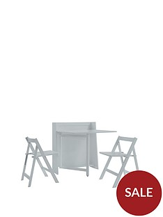 julian-bowen-helsinki-ready-assembled-space-saver-dining-table-2-chairsnbsp-nbspgrey