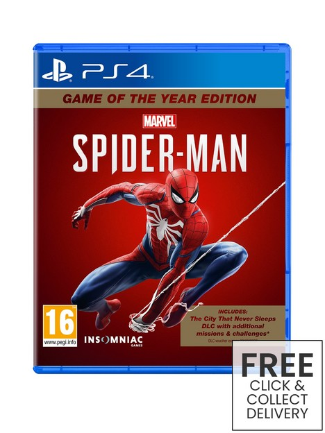 playstation-4-marvels-spider-mannbspgame-of-the-year-edition