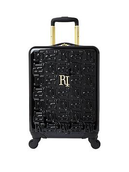 River Island River Island Black Hardshell Suitcase Picture