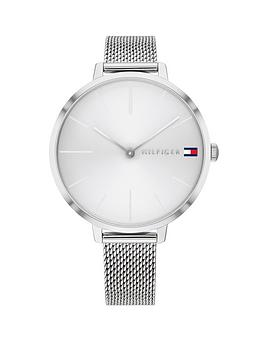 Tommy Hilfiger Tommy Hilfiger Tommy Hilfiger Project Z Silver Sunray Dial  ... Picture