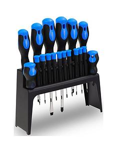 streetwize-accessories-18-pce-cv-screwdriver-set-with-stand