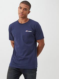 berghaus-corporate-logo-t-shirt-navy