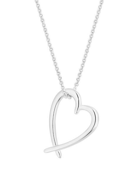 simply-silver-open-heart-pendant