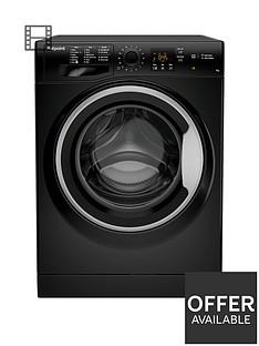 hotpoint-nswm743ubs-7kg-load-1400-spin-washing-machine-black