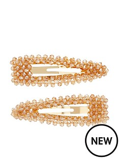 accessorize-2-x-beaded-snap-clips