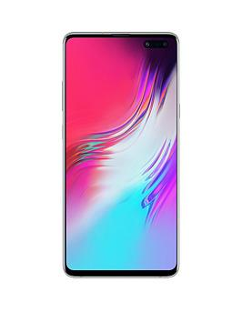 Samsung Samsung Galaxy S10 5G - Silver Picture