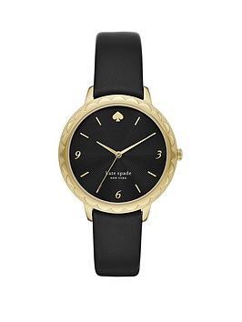 kate-spade-new-york-black-and-gold-detail-38mm-dial-black-leather-strap-ladies-watch