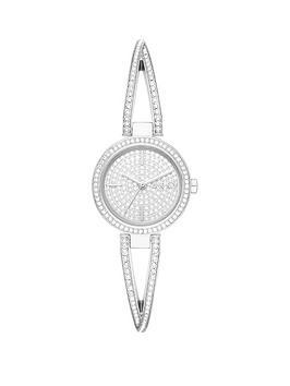 dkny-dkny-swarovski-crystal-adorned-half-bangle-ladies-cocktail-watch