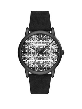 Emporio Armani Emporio Armani Emporio Armani Black And White Full Logo  ... Picture