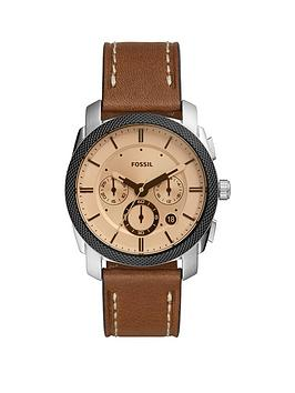 fossil-fossil-gold-and-black-detail-chronograph-dial-brown-leather-strap-mens-watch