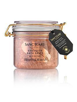 Sanctuary Spa Sanctuary Spa Rose Gold Radiance Bath Salts Picture