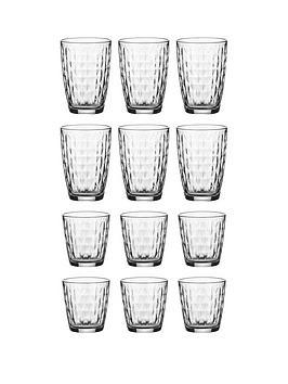 Ravenhead Ravenhead Essentials Jewel Tumbler Glasses &Ndash; Set Of 12 Picture