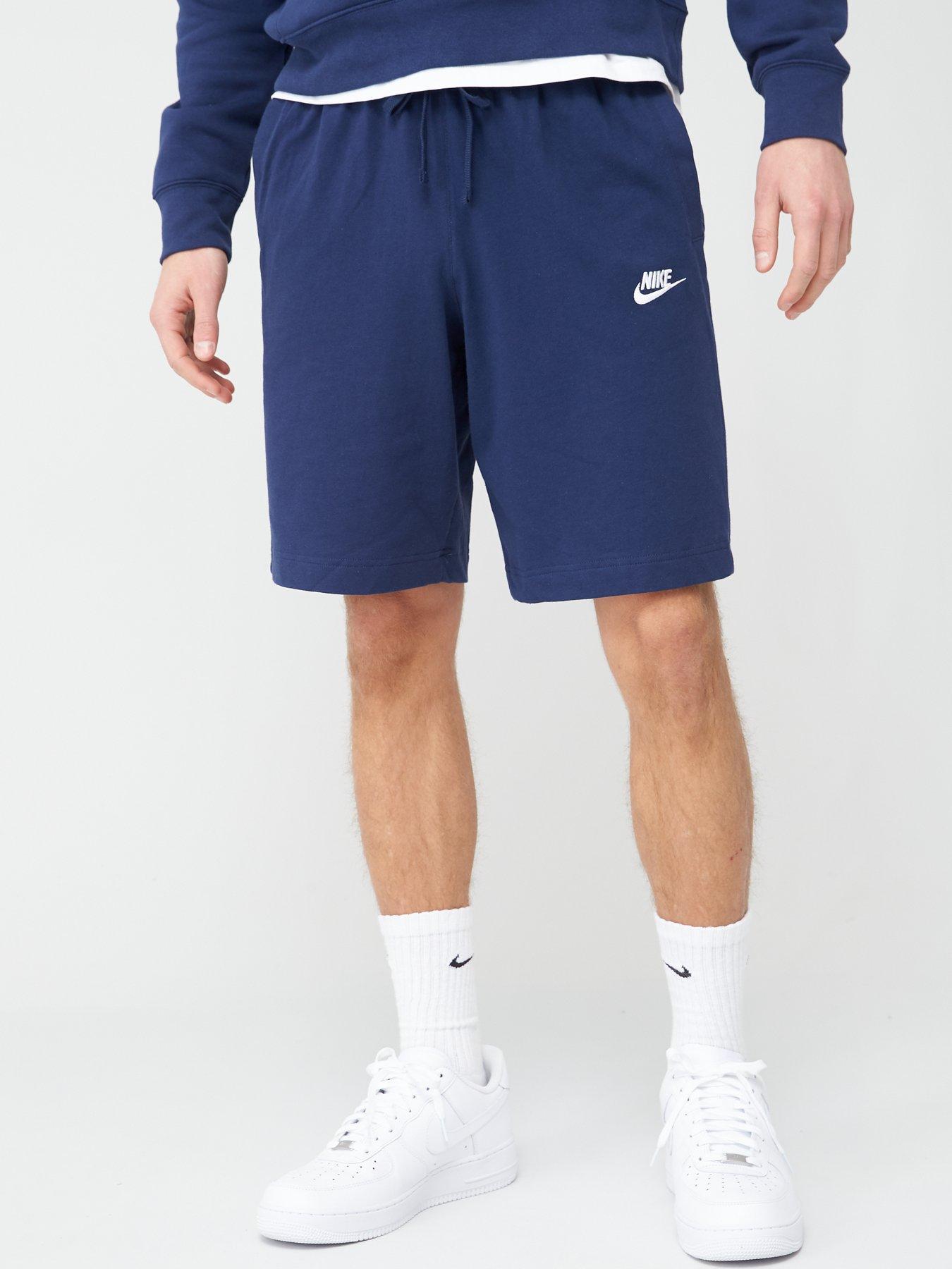US NAVY Embroidered Mens Athletic Jersey 2 pocket Mesh Basketball Shorts M-5XL
