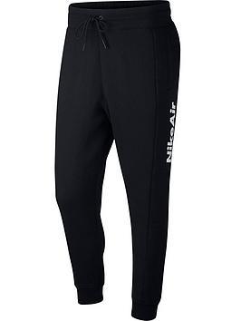 Nike Nike Sportswear Air Fleece Pant - Black Picture