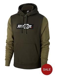 nike-just-do-it-logo-hoodie-greennbsp