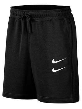 Nike Nike Swoosh Fleece Short - Black Picture