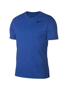 nike-dry-superset-short-sleeve-t-shirt-royal