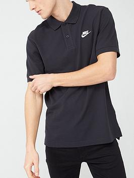 Nike Nike Matchup Pique Polo - Black Picture