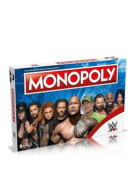 WWE Wwe Monopoly Picture