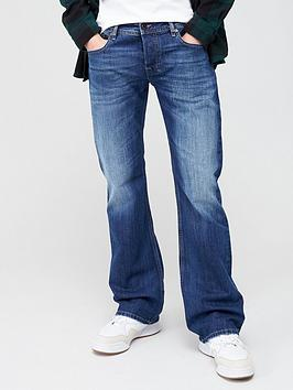 Diesel Diesel Zatiny Bootcut Fit Jeans - Mid Wash Picture
