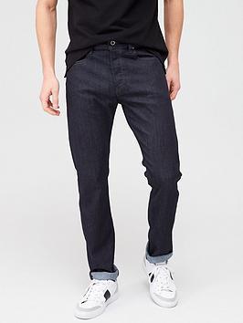 Diesel Diesel Buster Tapered Fit Jeans - Black Picture