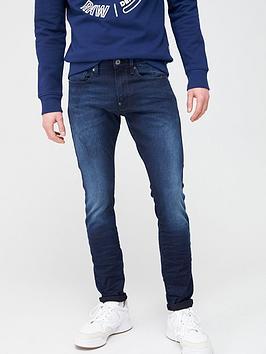 G-Star Raw G-Star Raw Revend Skinny Jeans - Dark Aged Picture