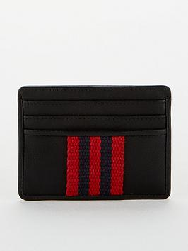 V by Very V By Very Leather Card Holder - Black Picture