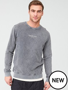 v-by-very-leave-no-trace-acid-wash-sweater-grey