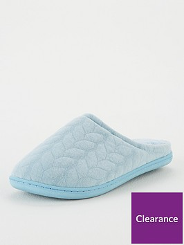 v-by-very-waddle-closed-toe-mule-slipper-blue