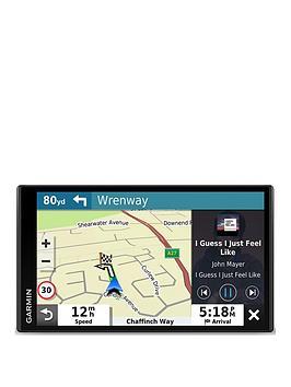 Garmin   Drivesmart 65 Mt-S Eu Sat Nav With Amazon Alexa